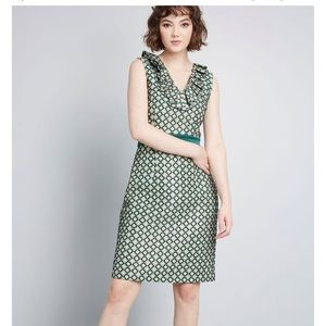 MOD cloth Anna Sui holiday dress